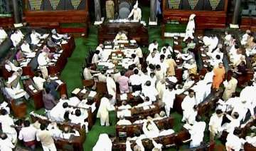 lok sabha passes historic land acquisition and...