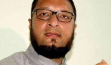 mim chief meets sonia opposes hyderabad as union...