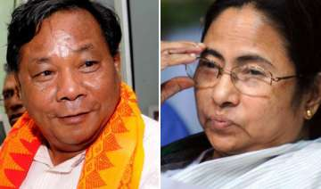 mamata asks sangma to withdraw if kalam agrees to...