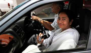 mamata says thank you for overwhelming response...