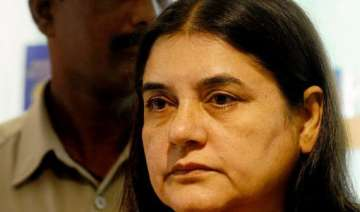 maneka gandhi writes to akhilesh yadav about poor...