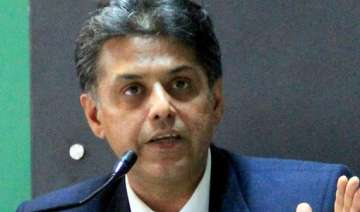 manish tewari likely to contest from ludhiana ls...