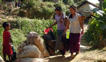 mizoram polls bru voters in tripura relief camps...