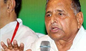 modi free to contest from up says mulayam - India...