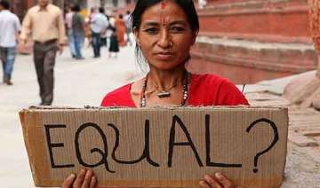 modi government lacks vision on women s issues...
