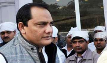 mohammed azharuddin to contest from bengal adhir...