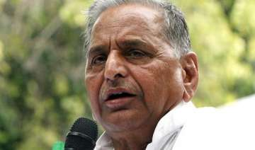 mulayam says no govt at centre can be formed...