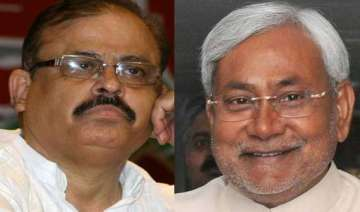 ncp slams nitish - India TV