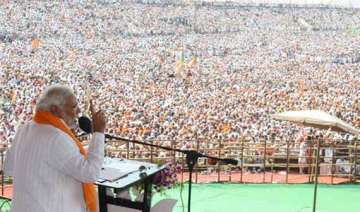 narendra modi rallies guinness urged to recognise...