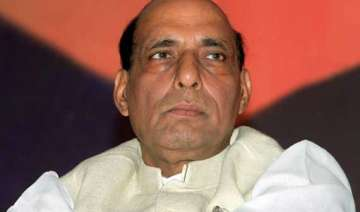 need time to put the system on track rajnath -...