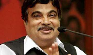 nitin gadkari rules out bjp forming govt in delhi...
