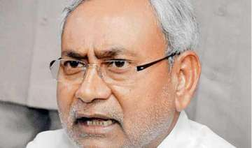 nitish kumar turns to facebook to target bjp -...