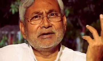 nitish rules out possibility of jd u cong...