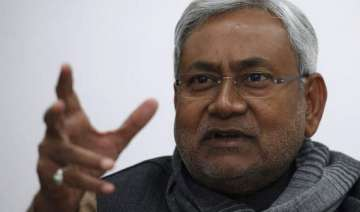 nitish supports food security bill in principle -...