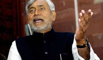 nitish favours consensus for prez poll - India TV