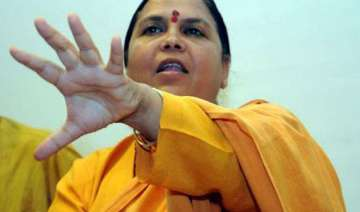 not invited to many bjp events in mp uma bharti -...