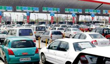opposition attacks bjp on toll tax hike - India TV
