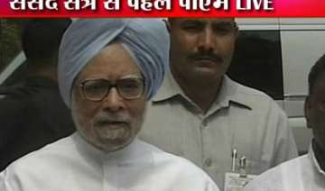 pm seeks productive monsoon session - India TV