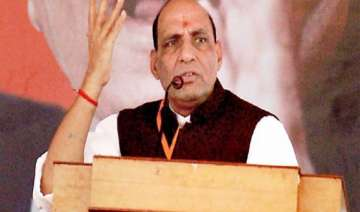 pm sonia lying on fuel price hike alleges rajnath...