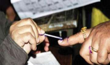 poor polling in gujarat bihar by elections brisk...