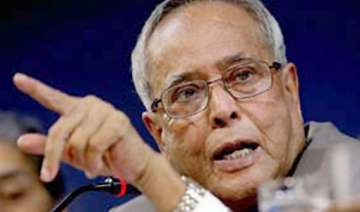 pranab s candidature gaining momentum - India TV