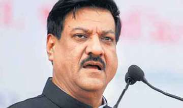 prithviraj chavan gets reprieve for now - India TV