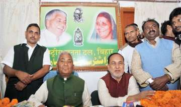 rjd announces new office bearers to galvanise...