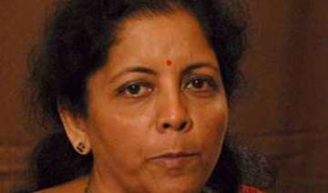 rs by poll union minister nirmala sitharaman...
