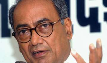 digvijay accuses rss of training activists in...