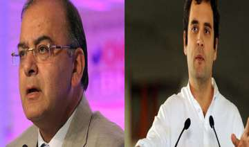 rahul cut off from reality congress a sinking...