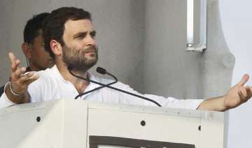 rahul s poll win dream like filling balloon with...