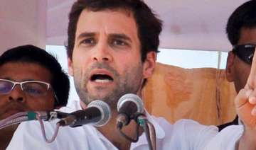poverty is a state of mind rahul s comment draws...