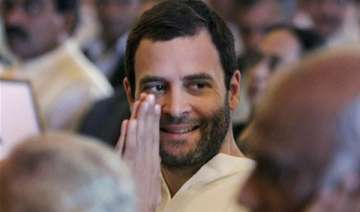 rahul gandhi takes charge of congress party s...