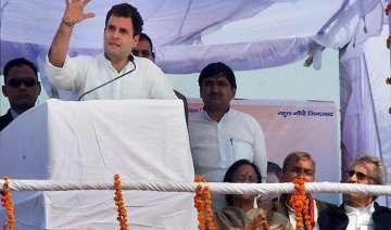 rahul launches 3rd leg of election campaign in up...
