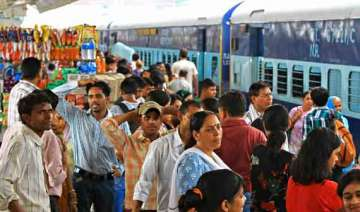 railways announces relief in fares for suburban...