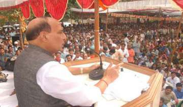 rajnath appeals muslims to ignore post godhra...