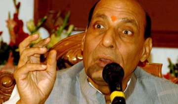 rajnath asks party workers to donate for...