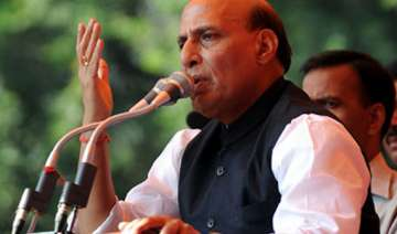 rajnath takes dig at pm over sonia letter - India...