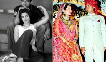 rare pics of deepender singh hooda with wife and...