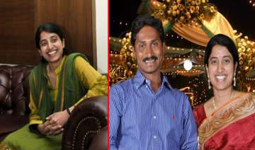 rare pictures of y s jaganmohan reddy and family...