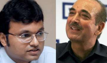 read fourth list of congress candidates azad from...