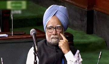 read full text of pm s statement in parliament on...