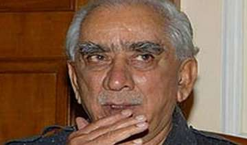 old bjp warhorse jaswant singh files nomination...