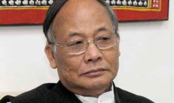 robbery at manipur cm s house irb personnel...