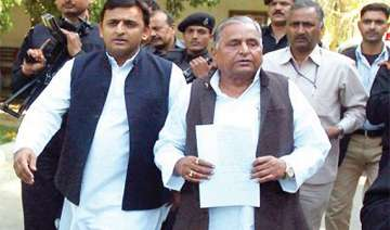 sp expels three party leaders - India TV