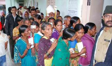 second phase of andhra panchayat polls in...