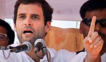 shakeel ahmed s im remark rahul warns partymen...