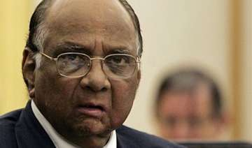 sharad pawar says cong has not discussed any name...