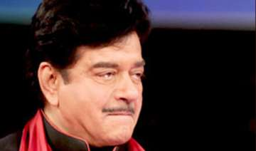 shatrughan to skip bjp national executive meet in...