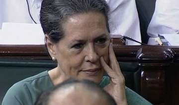 sonia gandhi discharged from aiims - India TV